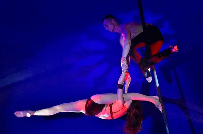 Zirkus Düsseldorf